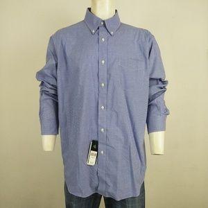 Lauren by Ralph Lauren NWT men's long sleeve shirt